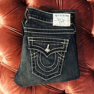 True Religion Jeans - True Religion | Disco Billy Big T | Straight | 27